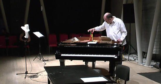 Wagner performing Micro 1